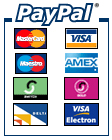 PayPal ; No Account Required